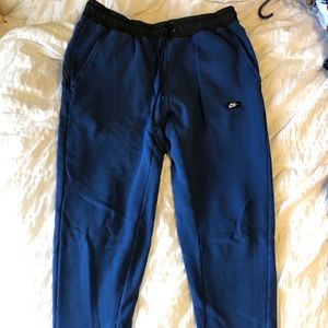 Men's Nike Royal Blue Joggers